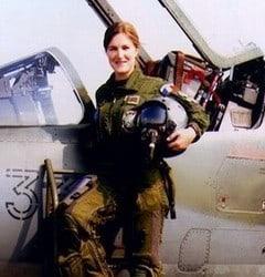Virginie Guyot femme pilote